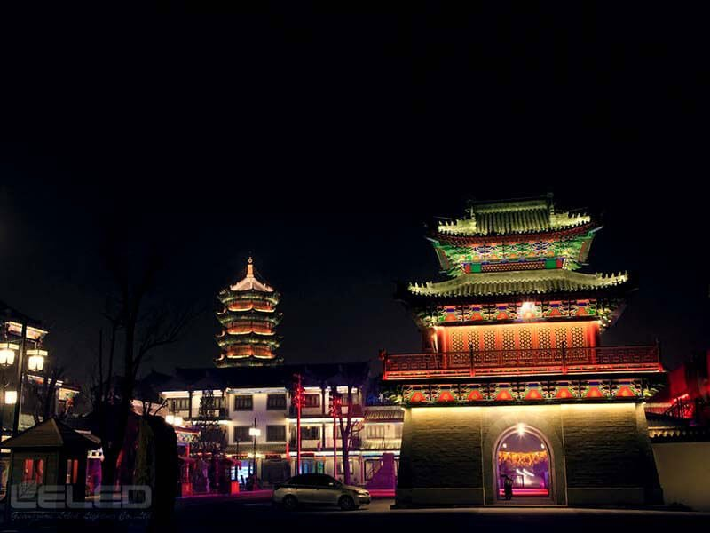 led architectural lighting design china