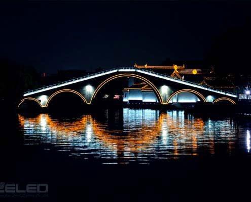 Bridge lighting led fixtures idea