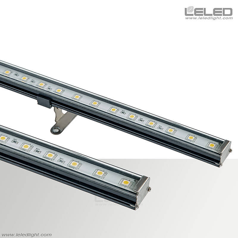 LED Linear Lights Outdoor SMD Rigid Strip For Wallwashers