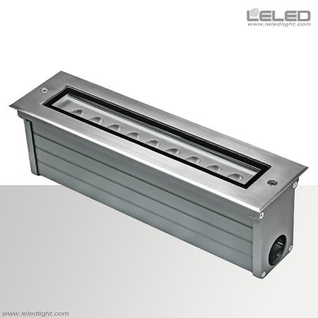 high power linear led in ground uplight