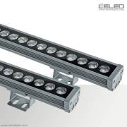 LED Exterior LED Wall Washers & Uplight Projector Lights XQD