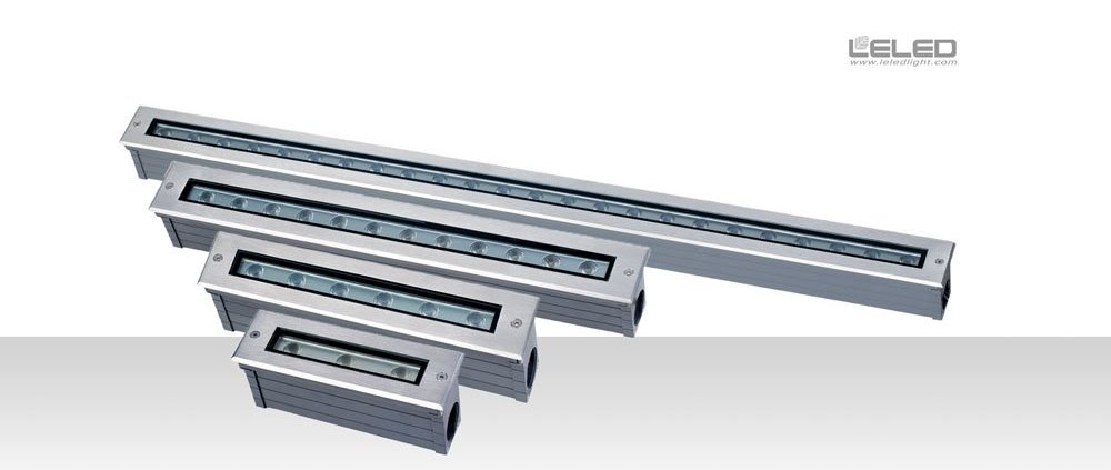 led linear inground lights & recessed linear wall washer in China