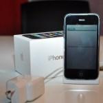 iPhone 3GS - weiß - 16GB - mit Zubehör