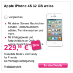 iPhone 4S - 32GB weiss
