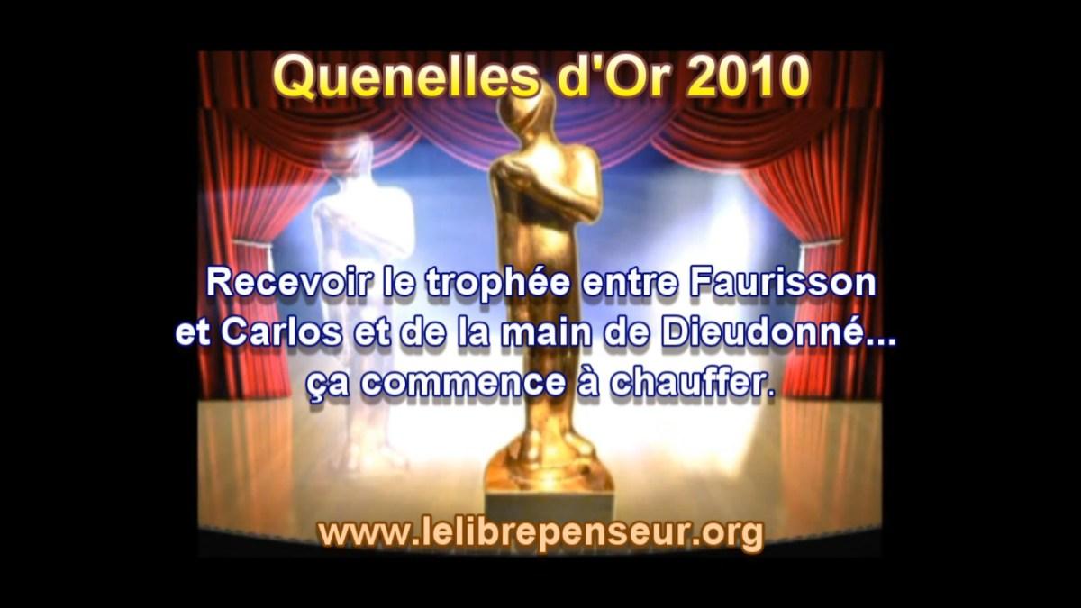 Quenelle d'Or 2010