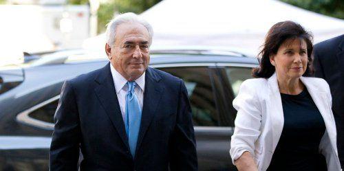 DSK le Come back et la Libye