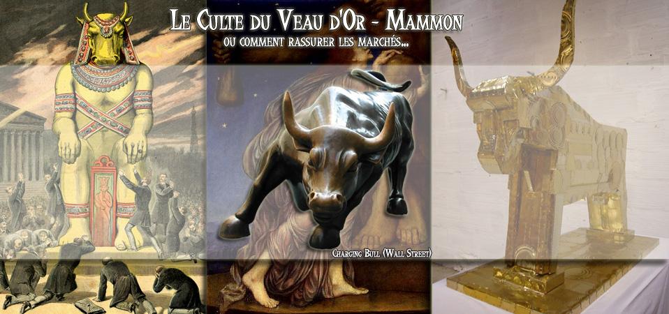 Le Culte des Marchés – Mammon