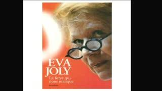 Quelques pages du livre d'Eva Joly