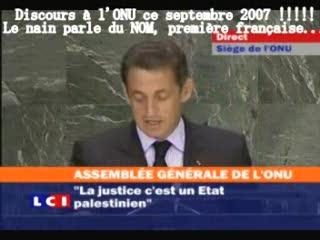 Sarkozy et le NOM