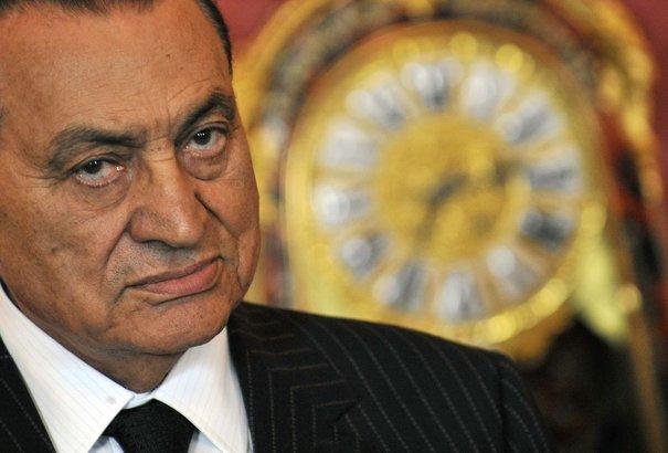 Le dictateur Moubarak et ses fils se trouvent en Israël