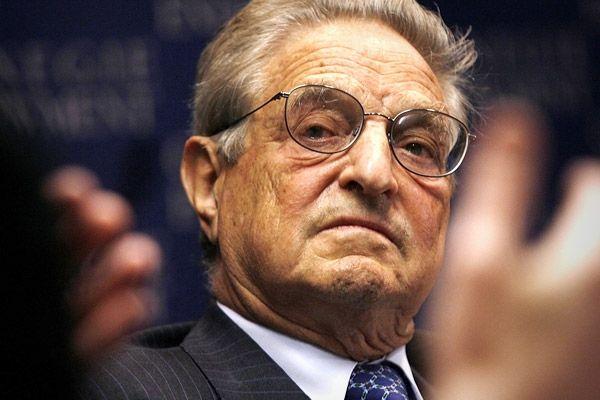 Le bankster George Soros démasqué