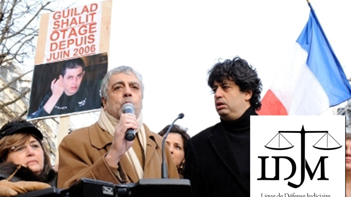 Affaire Meyer Habib/LDJM : Vidéo de l'inauguration