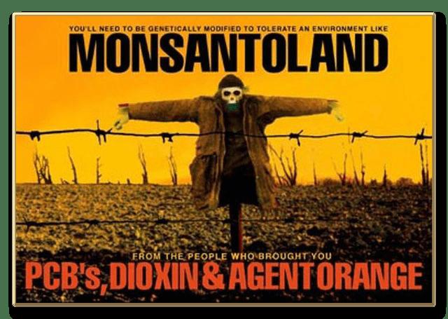 Les 10 abominations Monsanto !