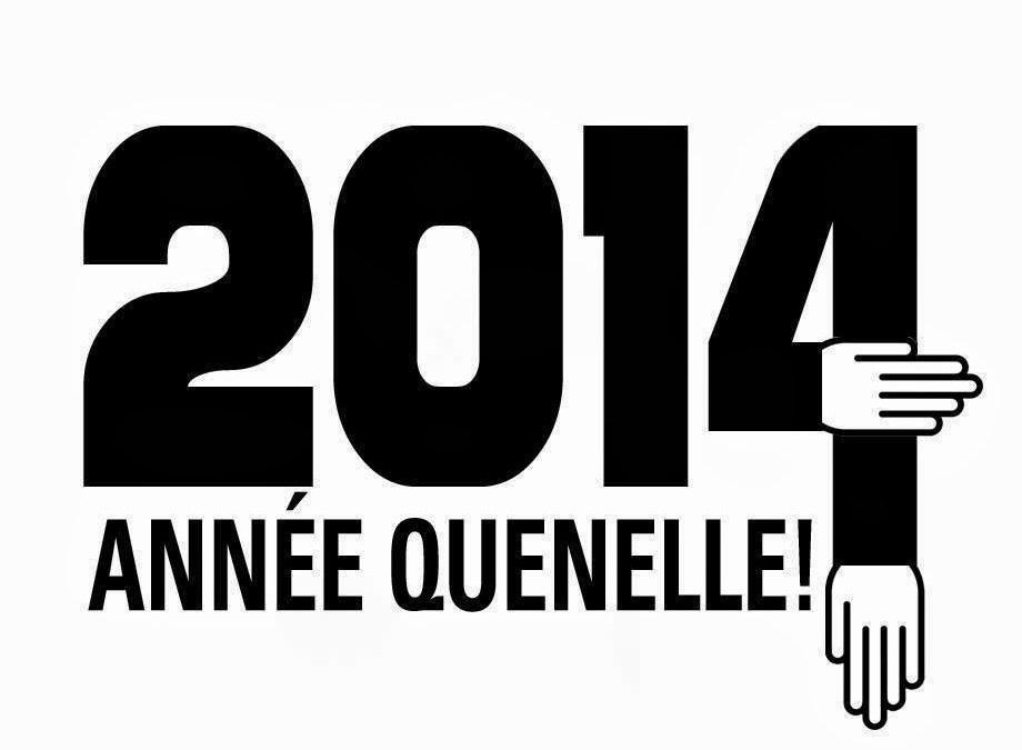 2014, année de la quenelle !