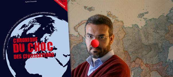 Chauprade persiste et signe : il appelle à la guerre entre Français