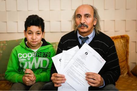 Un papa Bruxellois de confession musulmane, dont l'enfant est scolarisé à Ciney: «On a obligé mon fils à manger du porc»