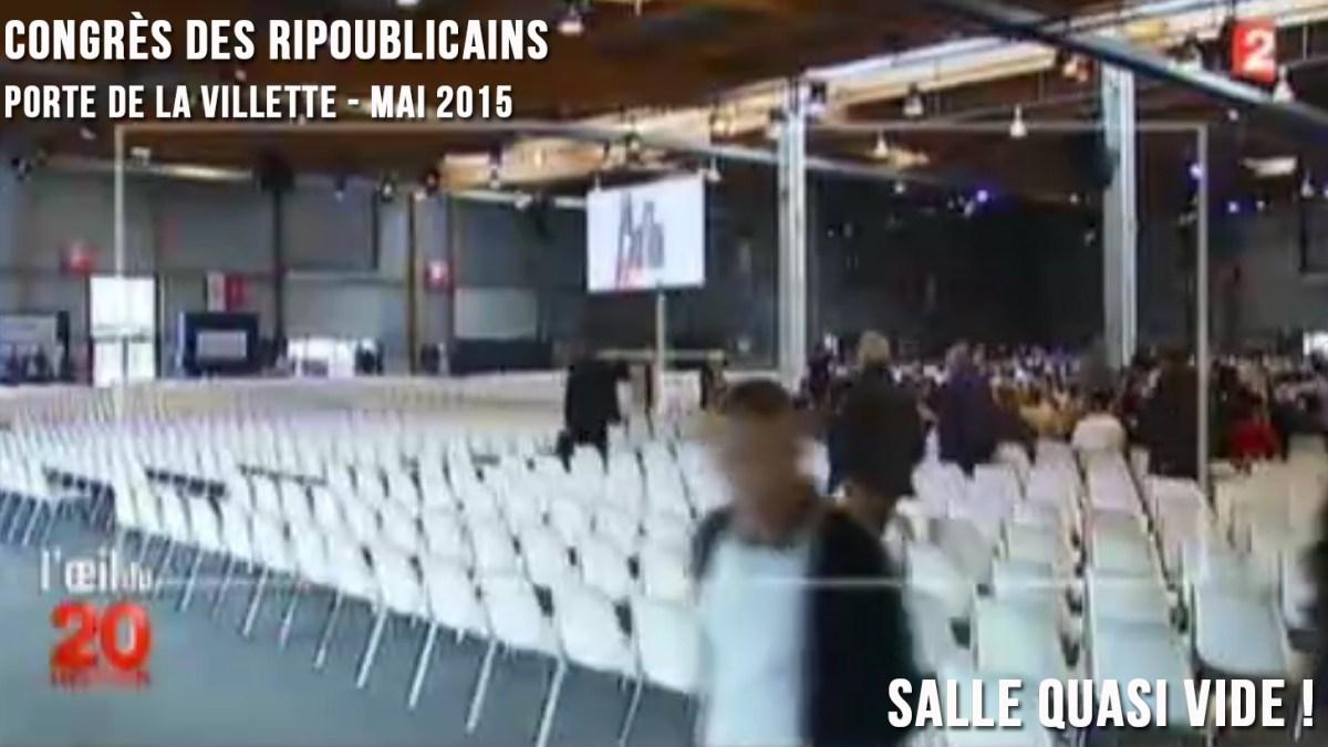 Les Ripoublicains : un congrès totalement raté !