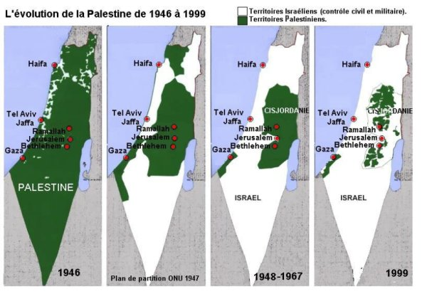 Israël, l'état voyou