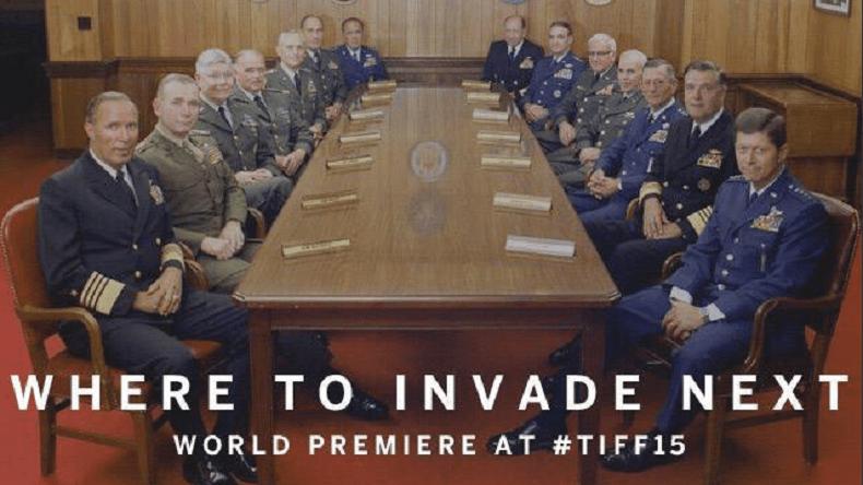 Le nouveau film de Michael Moore portera sur « la guerre sans fin des États-Unis »