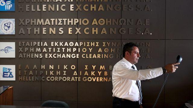 Grèce : réouverture lundi de la Bourse d'Athènes après 5 semaines de fermeture