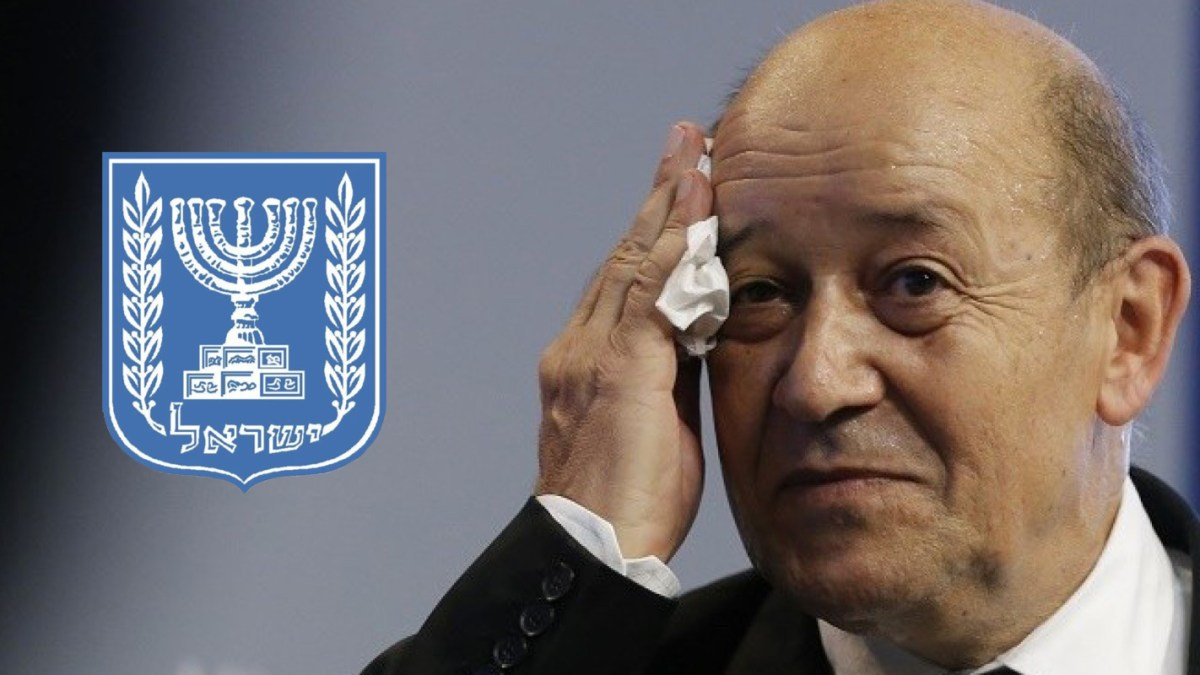 Des escrocs israhelliens se font passer pour le ministre de la Défense, Le Drian porte plainte