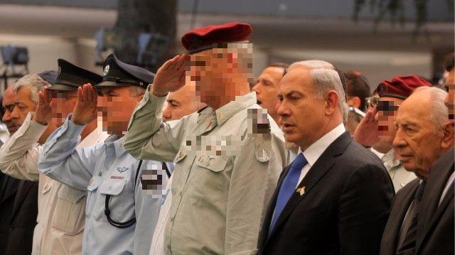 Un général israélien commandant l'EI capturé en Irak