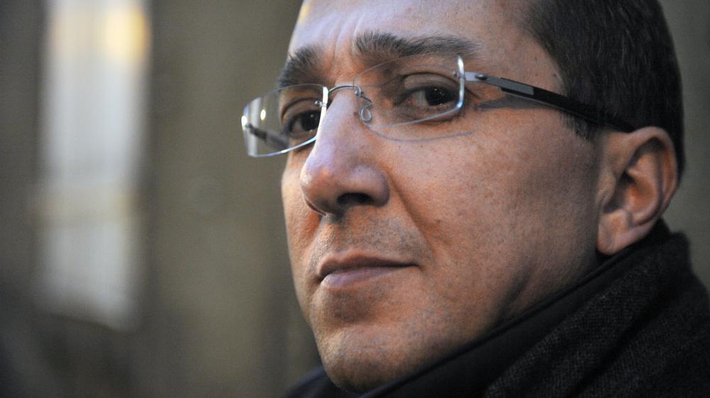Faouzi Lamdaoui, l'ancien conseiller de Hollande, devant les juges