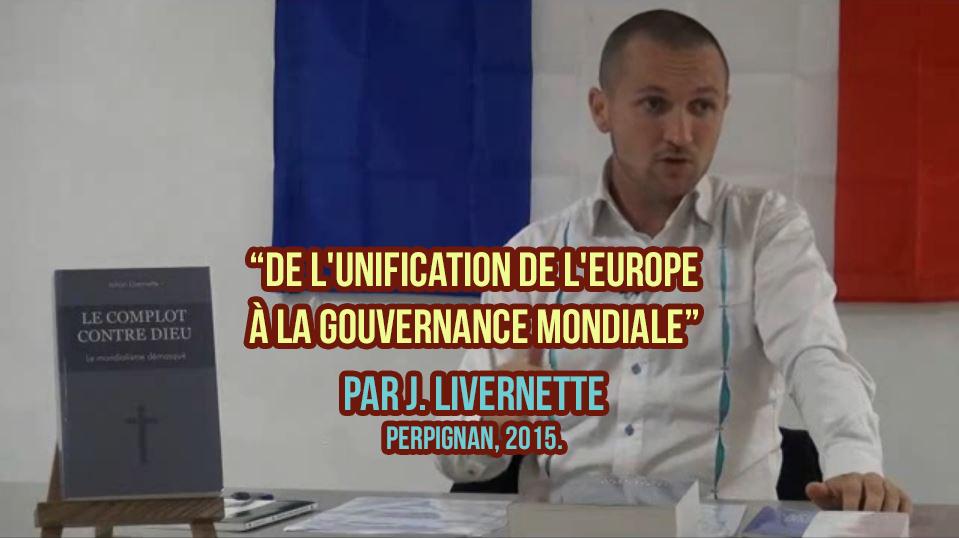 De l'unification de l'Europe à la gouvernance mondiale
