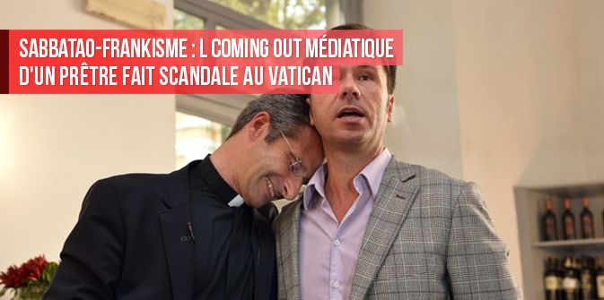 Sabbatao-frankisme : le coming out médiatique d'un prêtre fait scandale au Vatican