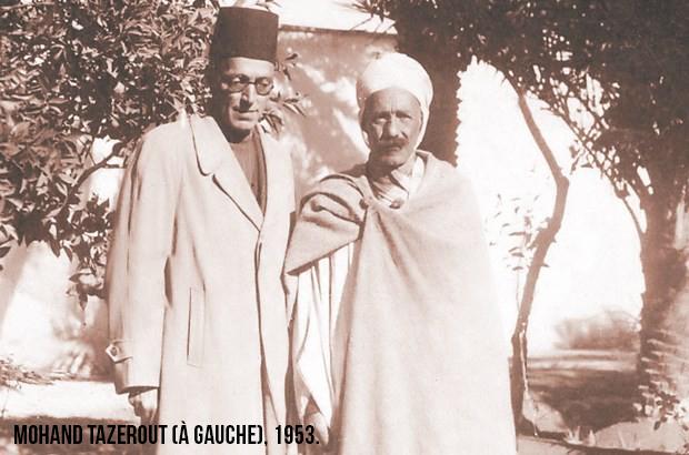 Mohand Tahar Tazerout : Une pensée flamboyante pour l'Algérie de demain