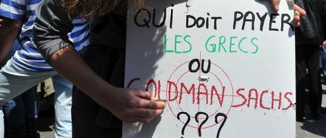 Goldman Sachs condamné à une amende ridicule pour la crise des Subprimes
