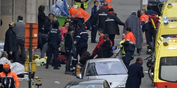 Attentats meurtriers à Bruxelles (aéroport et métro) !