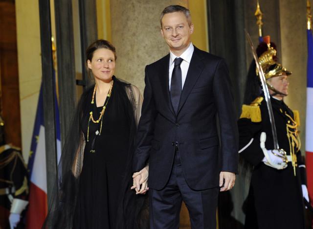 La femme de Bruno Le Maire rémunérée comme assistante parlementaire