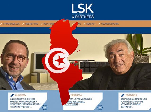 DSK : un violeur récidiviste à la rescousse de la Tunisie !