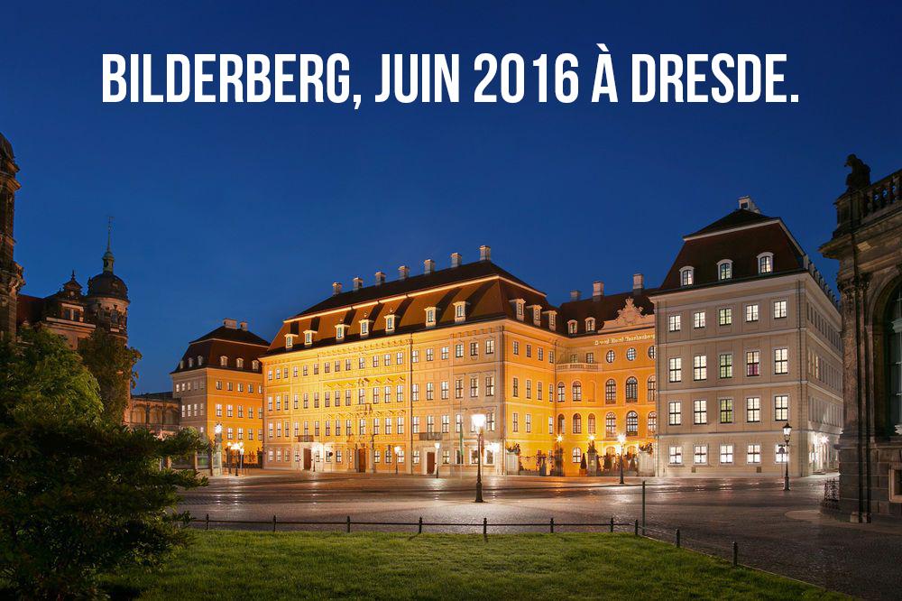 Complot mondialiste : la réunion allemande des Bilderbergers !