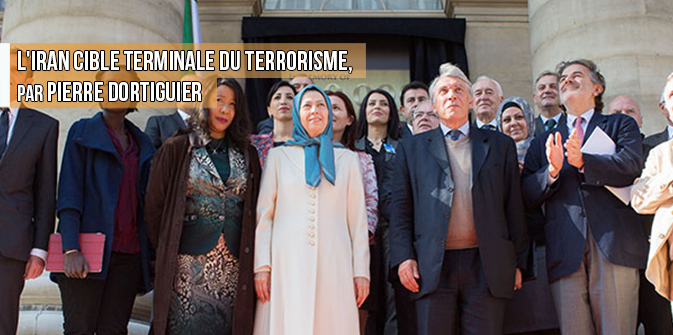 L'Iran cible terminale du terrorisme, par Pierre Dortiguier