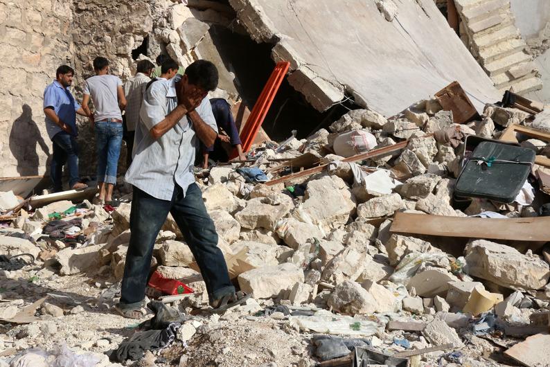 Barbarie occidentale : la coalition anti-Daesh fait près de 60 victimes civiles dans un bombardement !