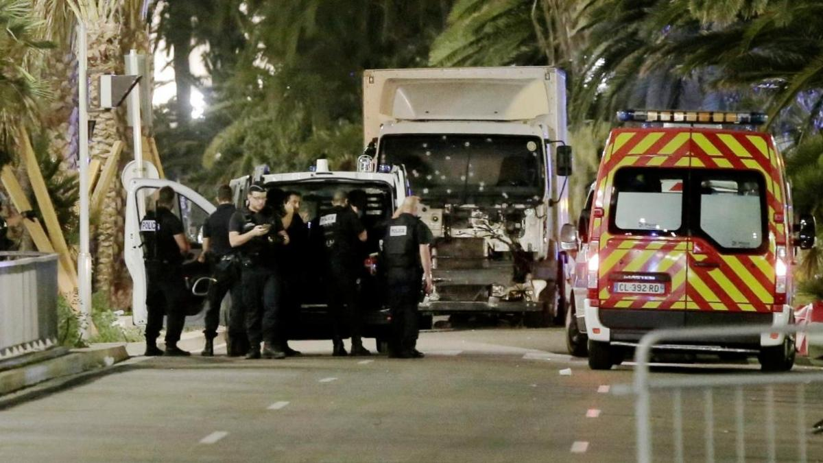 Ce que dit le rapport de l'IGPN sur le dispositif de sécurité à Nice le soir du 14 Juillet