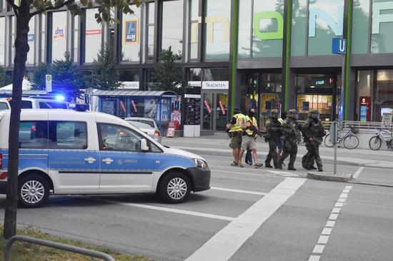 Allemagne : au moins 3 morts dans une fusillade dans un centre commercial à Munich