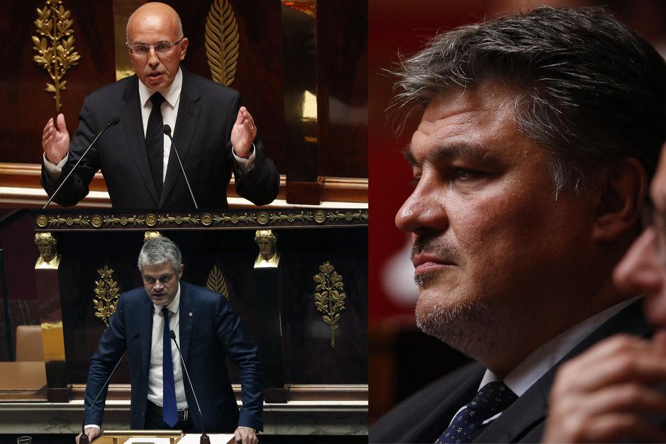 Dérapages de Wauquiez et Douillet : au secours, la droite revient !