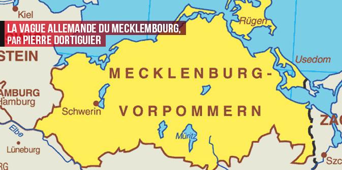 La vague allemande du Mecklembourg,par Pierre Dortiguier