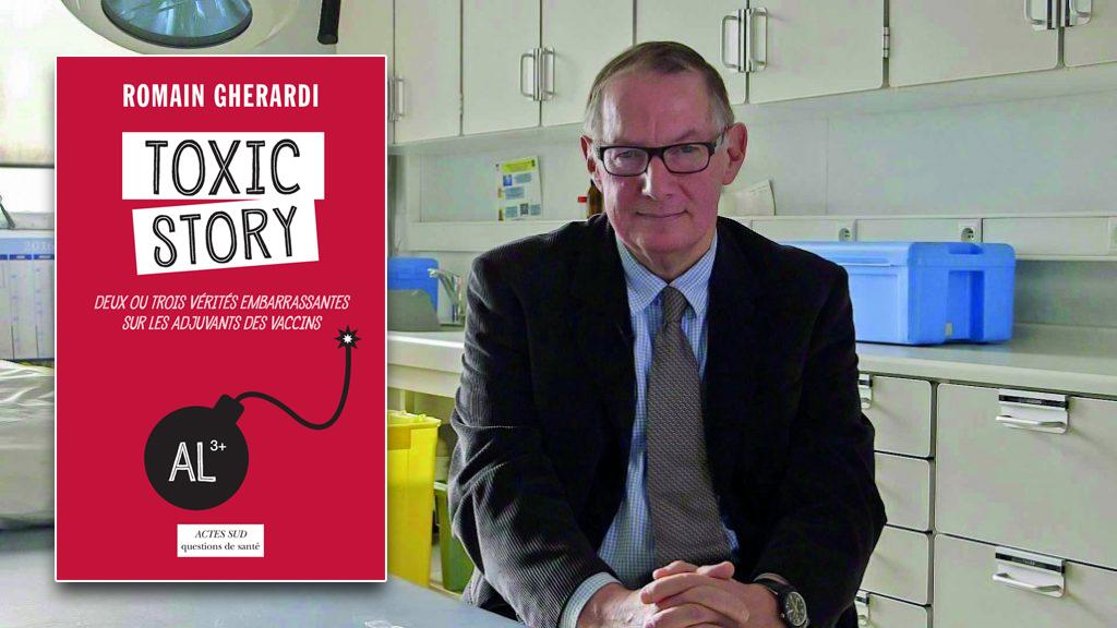 « Toxic story » : le Pr Gherardi publie un livre sur le danger de l'aluminium vaccinal