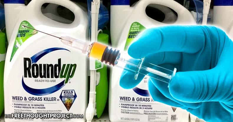 Anthony Samsel nous parle des vaccins contaminés au cancérigène Glyphosate