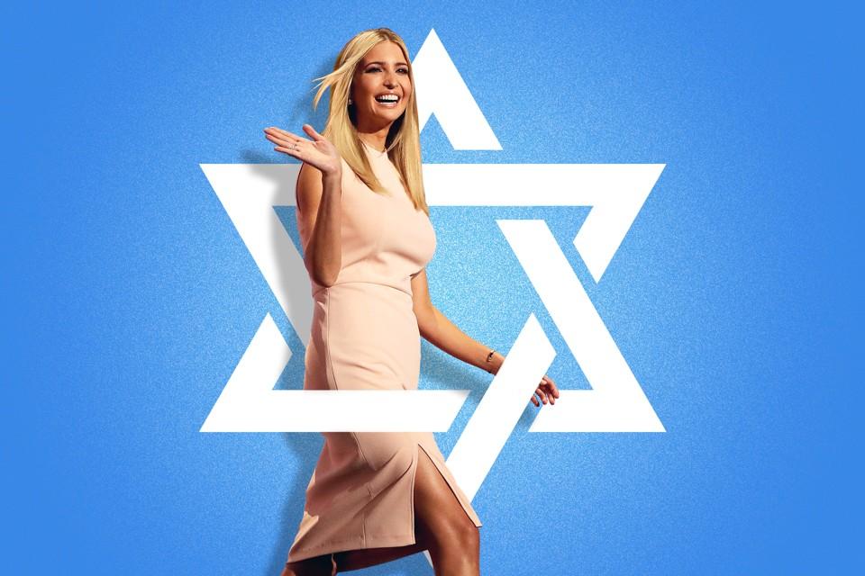 Ivanka Trump est heureuse d'être devenue juive
