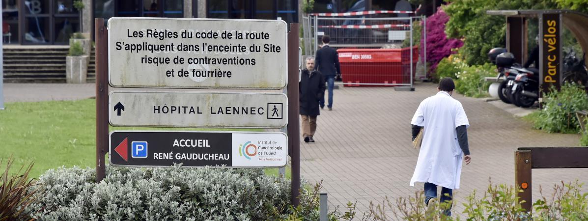 Morts de trois patients qui suivaient une chimiothérapie au CHU de Nantes