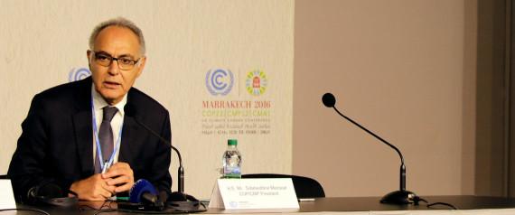 Israël à la COP22 : les explications de Mezouar