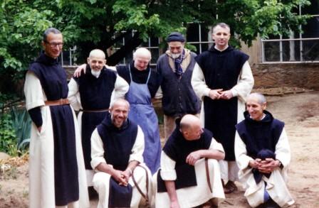 Alain Juppé et les moines de Tibhirine
