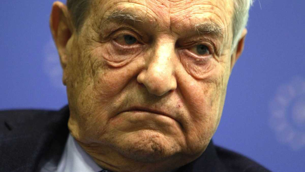 Confidences du milliardaire terroriste George Soros (60 minutes, ITW de 1998)