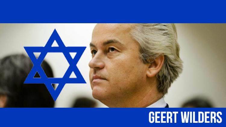 Geert Wilders : un leader d'extrême droite surveillé pour ses liens avec israhell