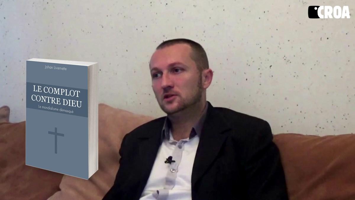 Entretien avec Johan Livernette : «Il n'y a aucun candidat anti-système !»